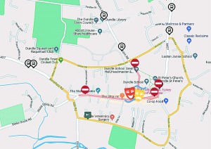 Road Closure & X4 Bus Route on Saturday 18 May 2019