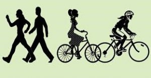 Have your say on cycling and walking in Northamptonshire